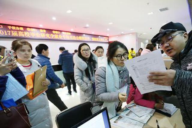 河南省应届高校毕业生双选会28日在郑举行