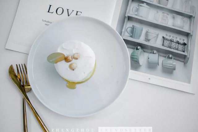 国贸这家甜品烘焙的日系香草泡芙,法式千层给你甜蜜暴击!