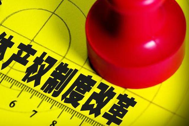 河南3万余个村(居)完成集体产权制度改革