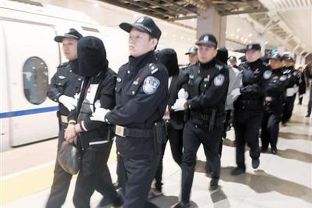 """2.8万余人被骗500多万元 郑州警方打掉一""""套路贷""""犯罪团伙"""