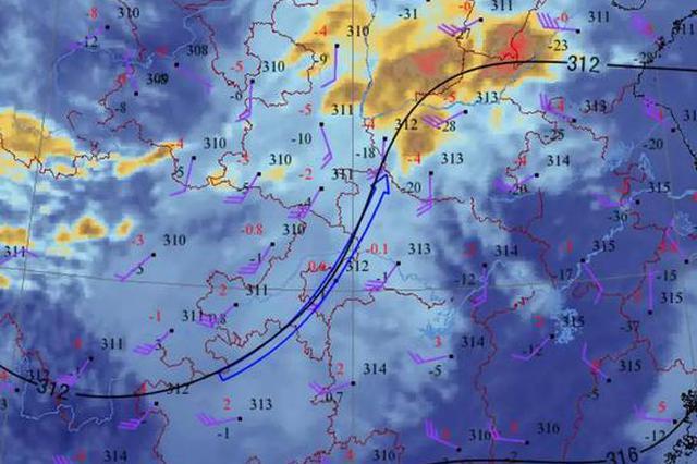 注意!11月下旬河南冷空气和雨雪天气频繁