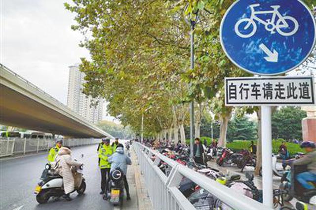 出行注意!郑州交通违法行为专项治理启动