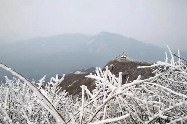 今天河南8地市有雨雪局部中雪 最低温-3℃ 周末雨雪持续