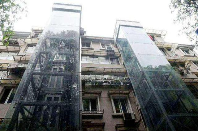 郑州老楼已成功加装60多部电梯 即将有30多部开工