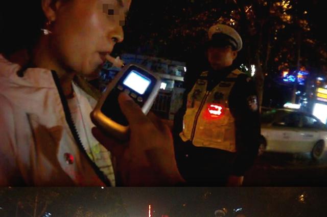 """围观""""奇葩""""司机!郑州交警曝光5起酒、醉驾经典案例"""