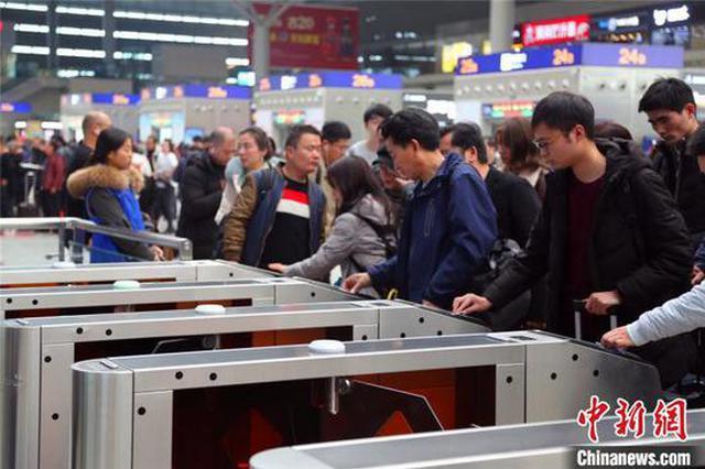 """中原铁路""""无纸化""""电子客票乘车再增9个车站"""