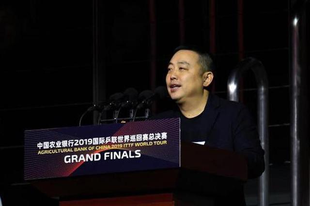 两大赛事落户郑州 刘国梁回到家乡都说了什么?