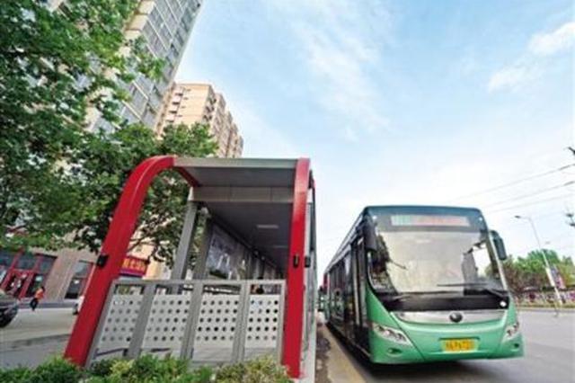郑州获国家级称号!明年再开10条BRT和31条公交专用道