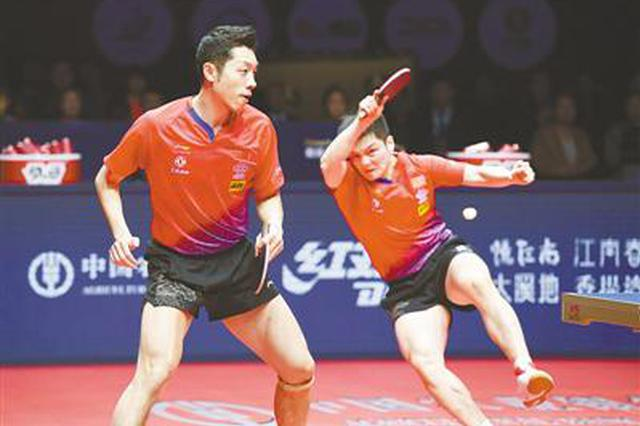 乒联世巡赛总决赛在郑州圆满落幕 国乒豪夺四冠