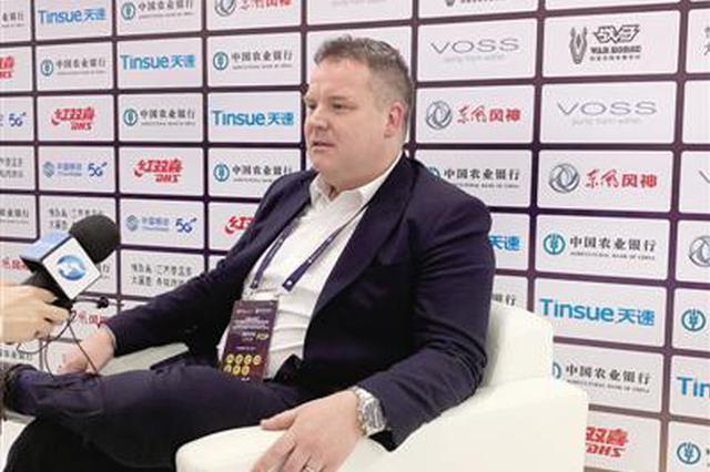 国际乒联CEO史蒂夫:郑州很棒 希望更多比赛来到这里