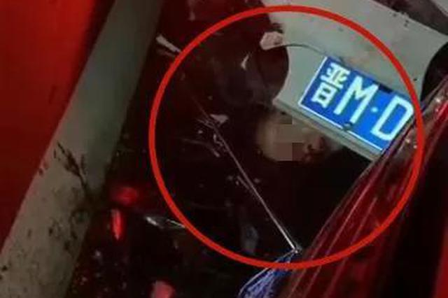 连霍高速陕州段连发8起车祸 5人意外坠桥死亡