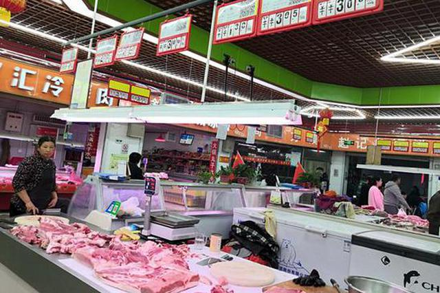 河南12月猪肉价格下跌近一成 自去年3月以来首次下跌