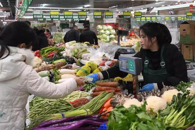 过年买肉啦!郑州将在这些超市投放储备肉蛋菜
