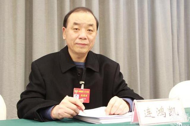 连鸿凯委员:建议以郑州为试点 探索破解停车难题