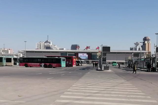 郑州火车站东、西广场联络通道将于今年开建