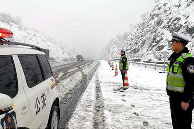 雨雪来了!河南调度安排部分地区雨雪天气防范工作
