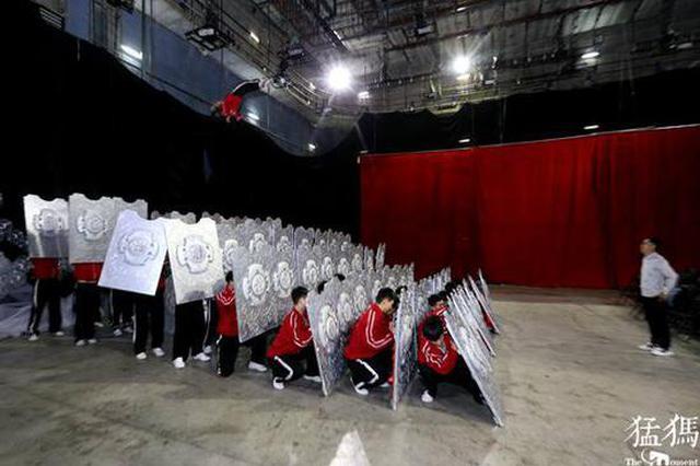 央视春晚进行第四次彩排 河南功夫霸屏央视主分会场