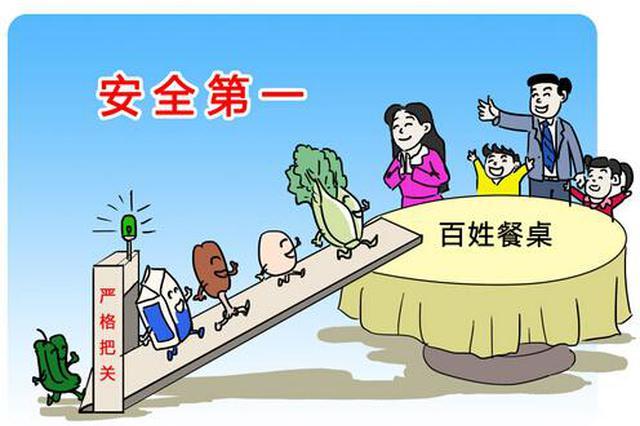 河南通报26批次不合格产品 豫粮集团两批次食品不合格