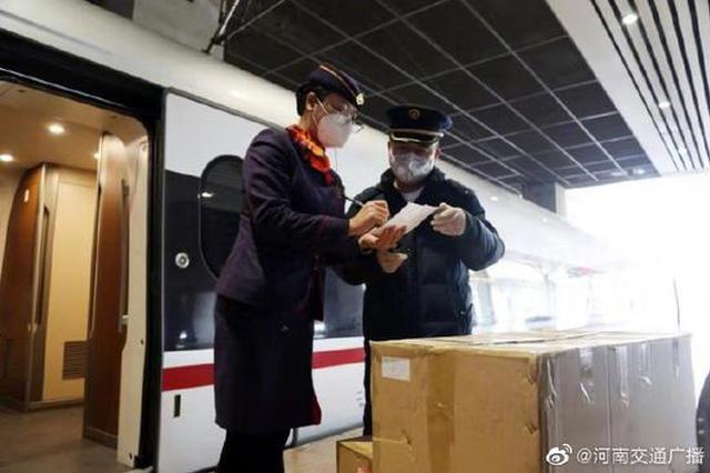武汉方向优先装车!郑州局各车站开辟绿色通道