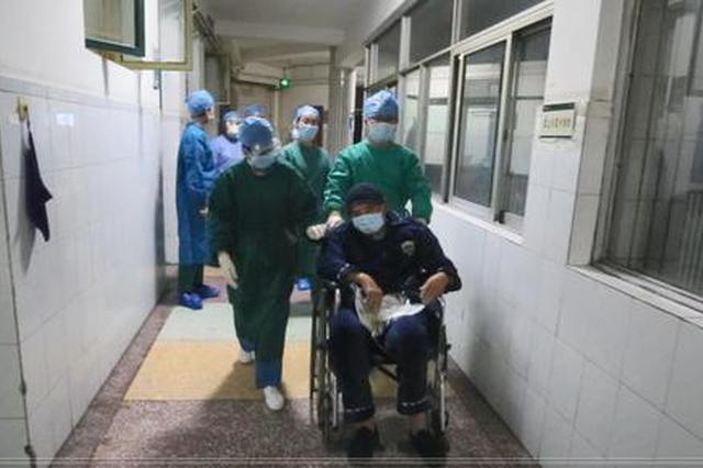98岁!全国年龄最大的新冠肺炎患者在南阳被成功治愈