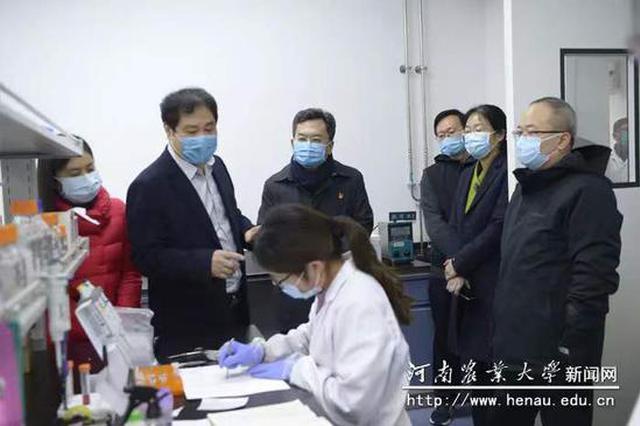 3分钟知结果!河南张改平院士团队成功研制新冠病毒核酸检测试