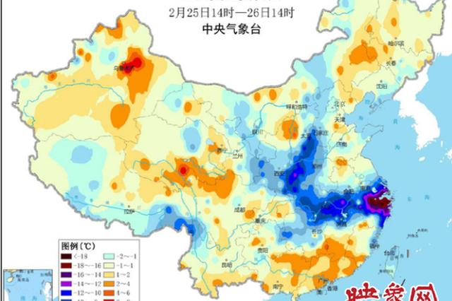 注意!郑州将遭遇换季式降温及雨雪天气