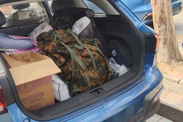 郑州网约车主出车3天没回家 吃住车中:保护家人安全