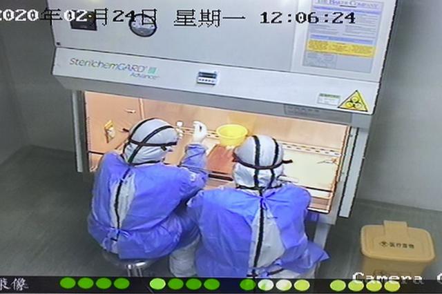 权威发布!河南省疾控中心成功分离新型冠状病毒毒株