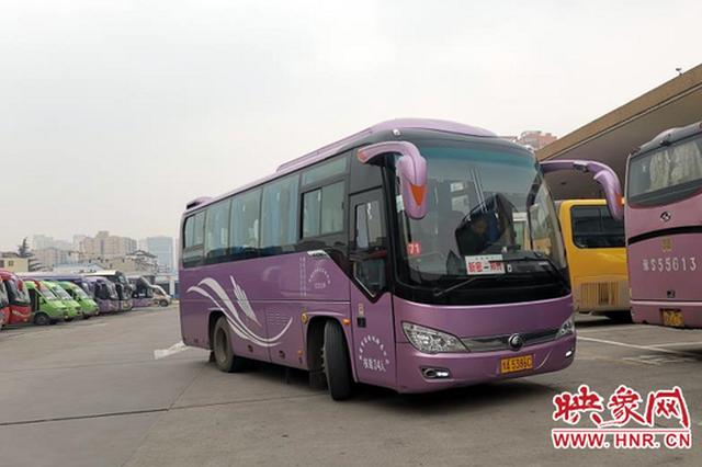 3月9日起 郑州至新密等六条市域内班线恢复发班