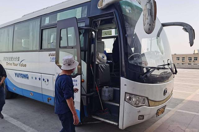 河南全省县际客运班线全部开通