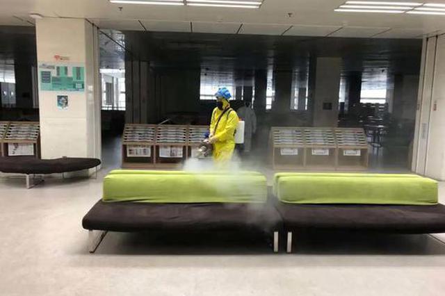 郑州图书馆24日起恢复开放,需提前微信预约