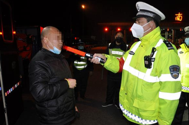 河南高速交警将全省联动 严查酒驾醉驾等交通违法行为