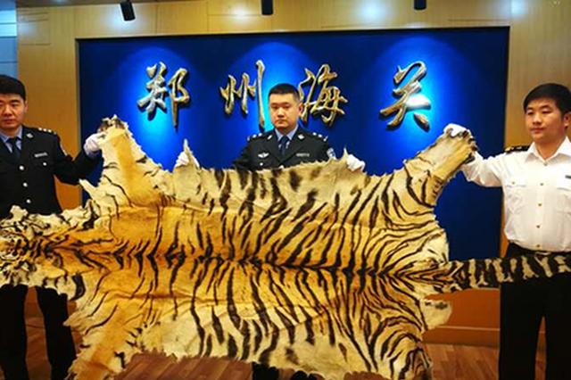 郑州海关去年侦办走私犯罪案件19起 案值21亿元