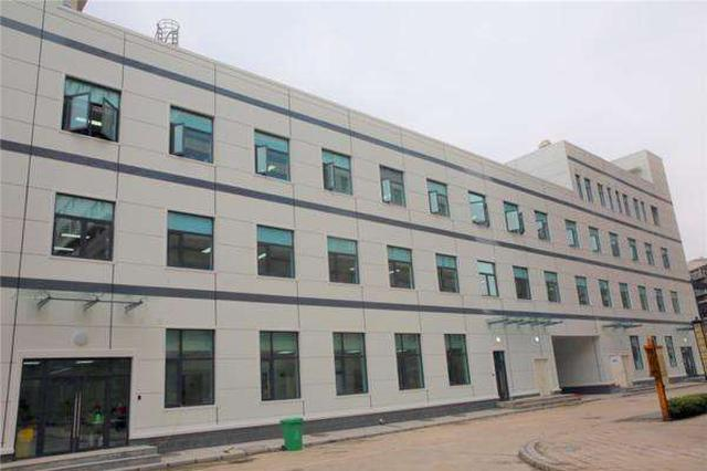 河南省规模最大负压隔离病房楼投用
