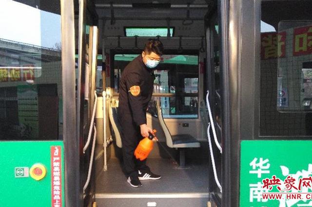 清明小长假 郑州公交合理调派车辆保障市民出行