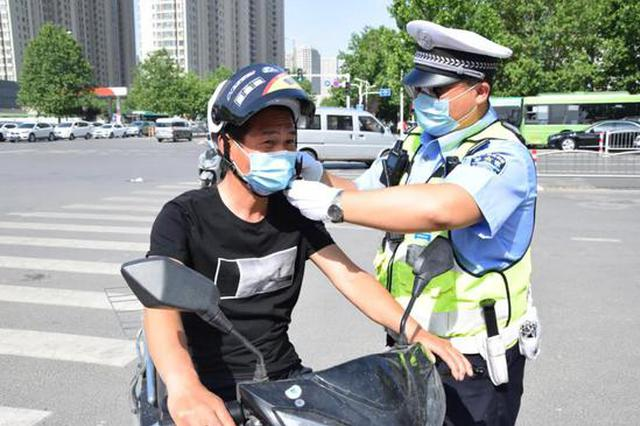 郑州市场监管局告诫:卖头盔不得趁机涨价、牟取暴利