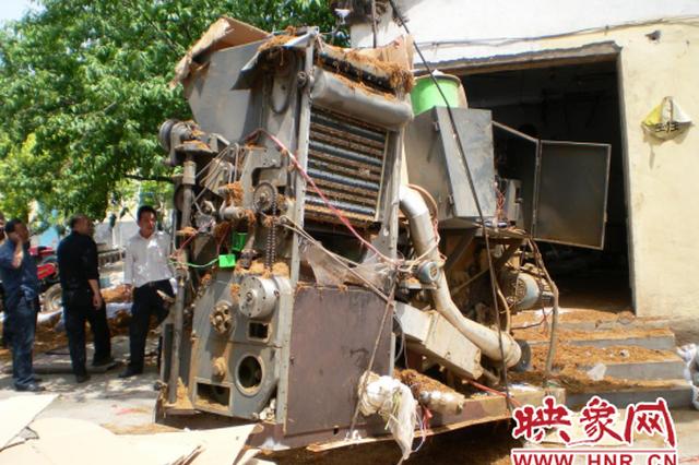 河南警方开展保护母亲河服务高质量发展严打严治行动