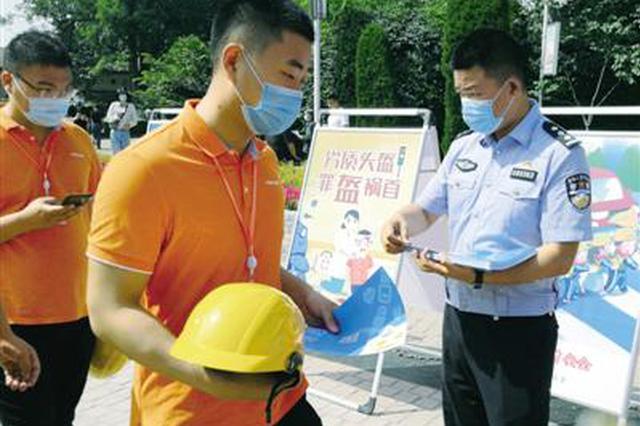 6月起郑州交警将劝导骑乘人员佩戴头盔