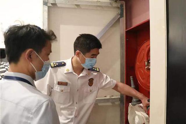 涉及商场市场、餐饮娱乐等 郑州消防启动集中检查