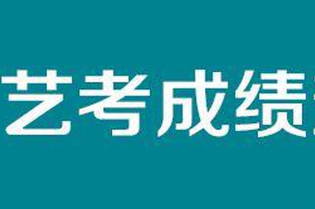 2020年河南艺考音乐、舞蹈类成绩公布 两种方式查成绩