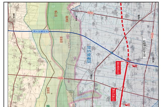 河南境内又一条高速选址公示:路线全长30.4公里