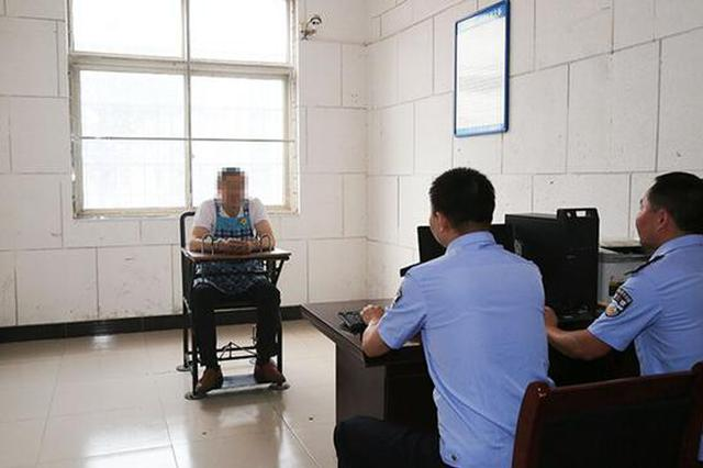 青海犯案后潜逃老家21年!漯河警方抓获一命案嫌犯