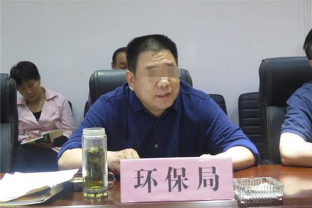 南阳生态环境局内乡分局党组书记、局长卢志武接受审查调查