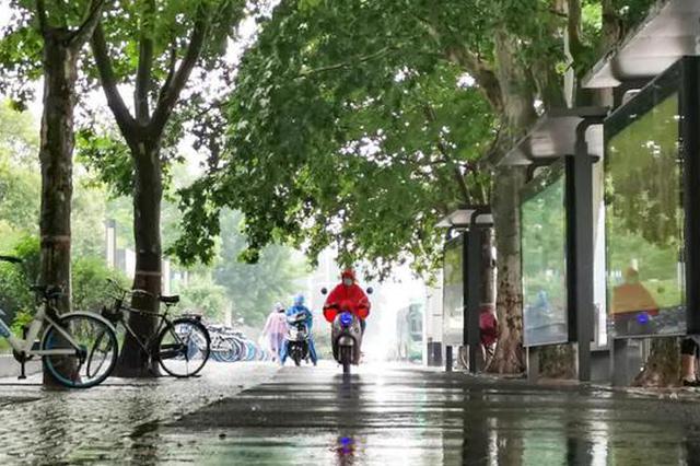 今年郑州降水预计略偏多 本月还有四次降雨过程
