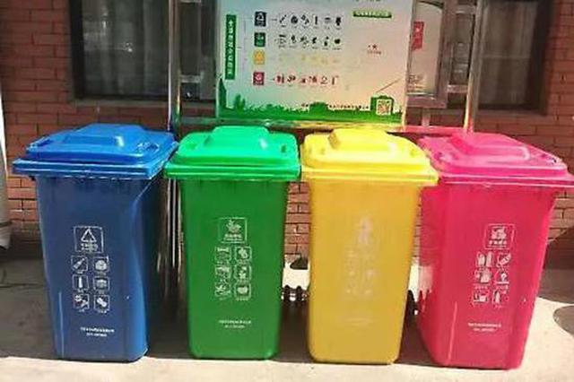 定时、定点!郑州生活垃圾分类投放有了新办法