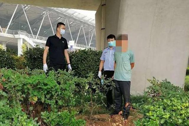 """""""惯偷""""出狱又落网 郑州机场警方成功破获连环盗窃案"""