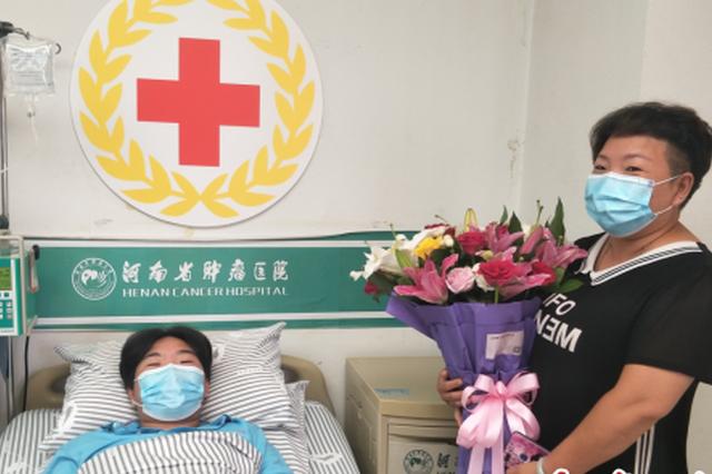 未满19岁 他成为河南年龄最小的造血干细胞捐献者