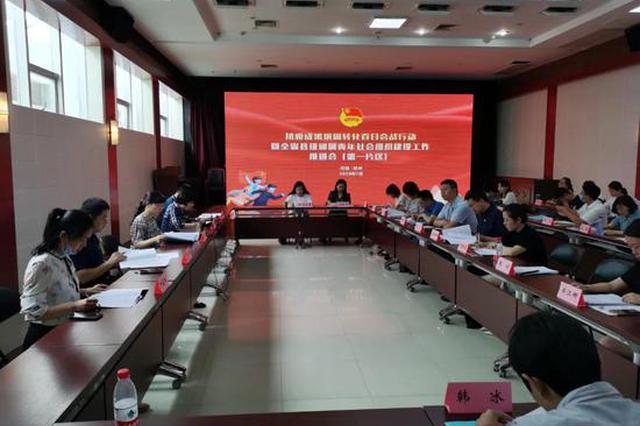 河南:两年内建立500个县级青年志愿者协会等青年社会组织
