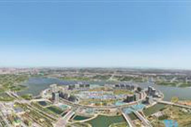 """郑州城区又""""长大""""126.24平方公里 扩容增至1181.51平方公里"""
