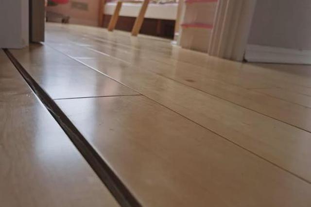 网购实木地板缩水严重 维权半年无人理